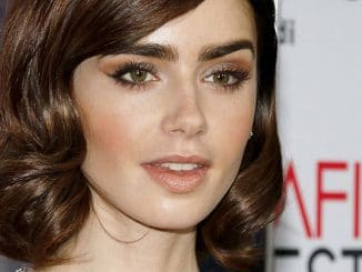 Lily Collins - AFI FEST 2016 Presented By Audi