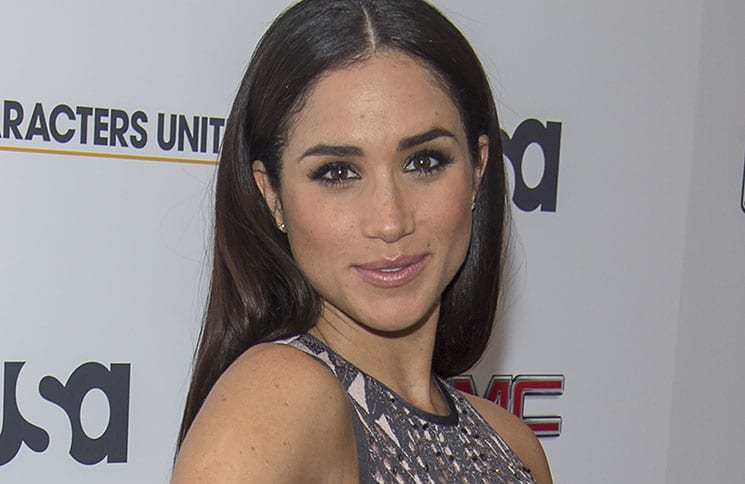 Meghan Markle - USA Network's 3rd Annual NFL Characters Unite