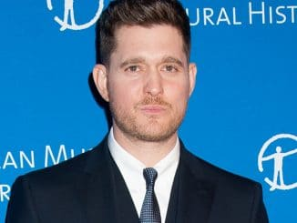 Michael Buble - 2015 American Museum of Natural History Museum Gala - 2