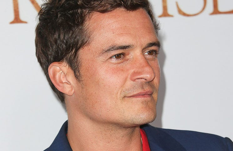 "Orlando Bloom - ""The Promise"" Los Angeles Premiere - 3"