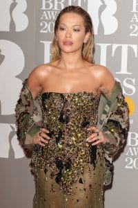 Rita Ora - BRIT Awards 2017