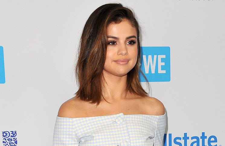 Selena Gomez - WE Day California 2017