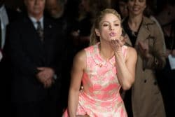 "Shakira - ""Zootopia"" Los Angeles Premiere - 3"