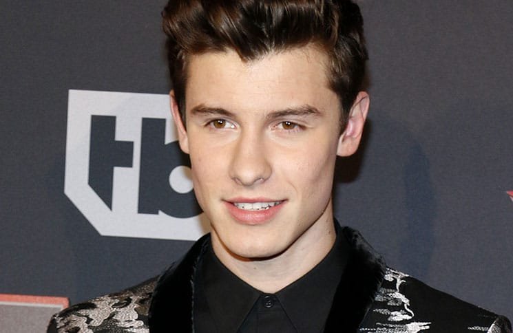 Shawn Mendes - 2017 iHeartRadio Music Awards