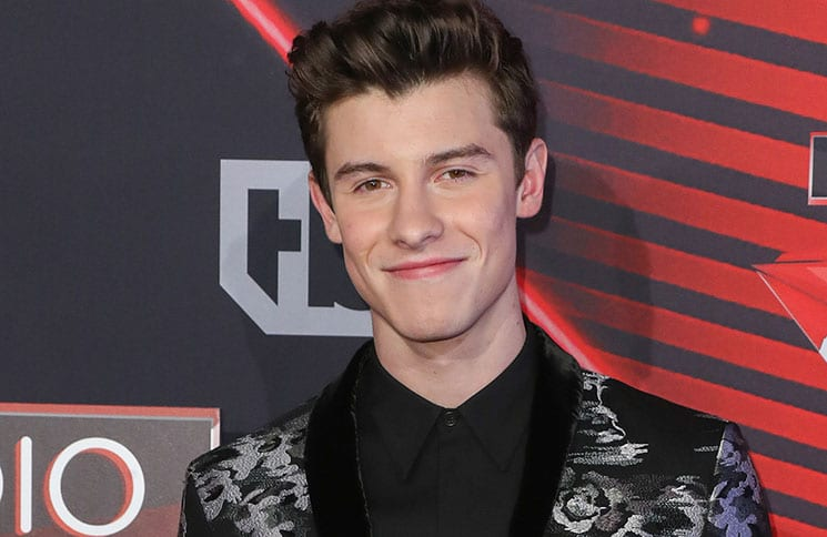 Shawn Mendes - 2017 iHeartRadio Music Awards - 2
