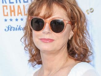 Susan Sarandon - Clayton Kershaw's 4th Annual Ping Pong 4 Purpose Celebrity Tournament