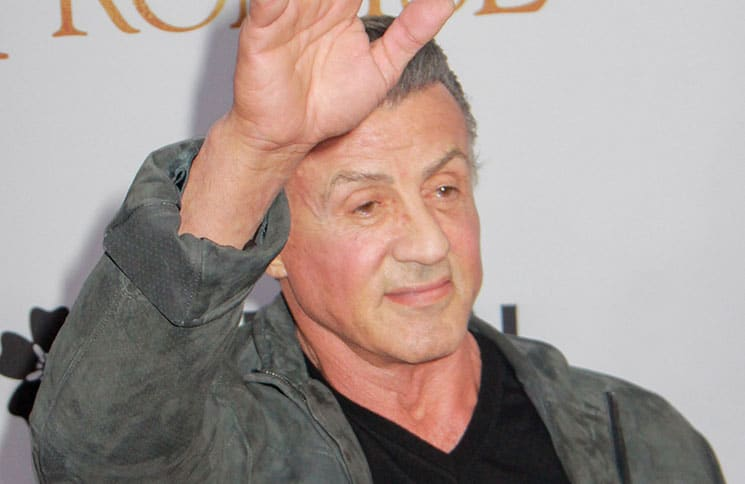 """Sylvester Stallone - """"The Promise"""" Los Angeles Premiere"""