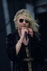 Taylor Momsen - The 9th Annual Rock On The Range - Day 3