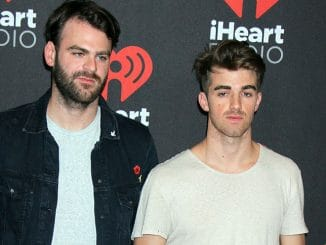 The Chainsmokers - iHeartRadio Music Festival Las Vegas 2016