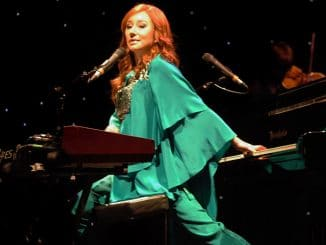 Tori Amos in Concert at the O2 Manchester Apollo - November 4, 2011