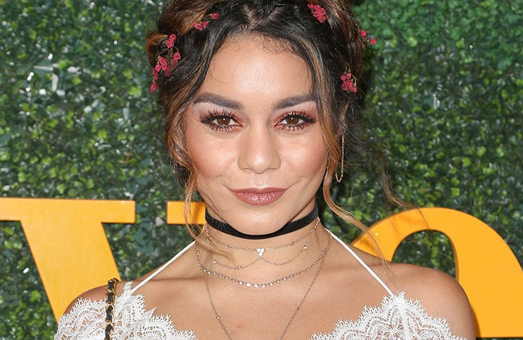 Vanessa Hudgens - 7th Annual Veuve Clicquot Polo Classic Los Angeles