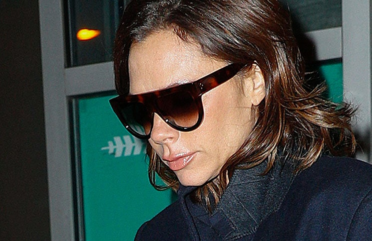 Victoria Beckham Sighted at Whole Foods in New York on March 13, 2017