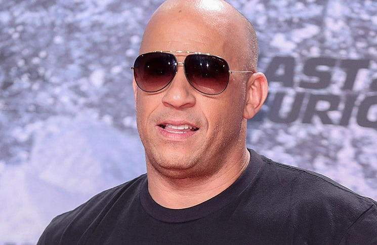"""Vin Diesel - """"The Fate of the Furious"""" Berlin Premiere"""