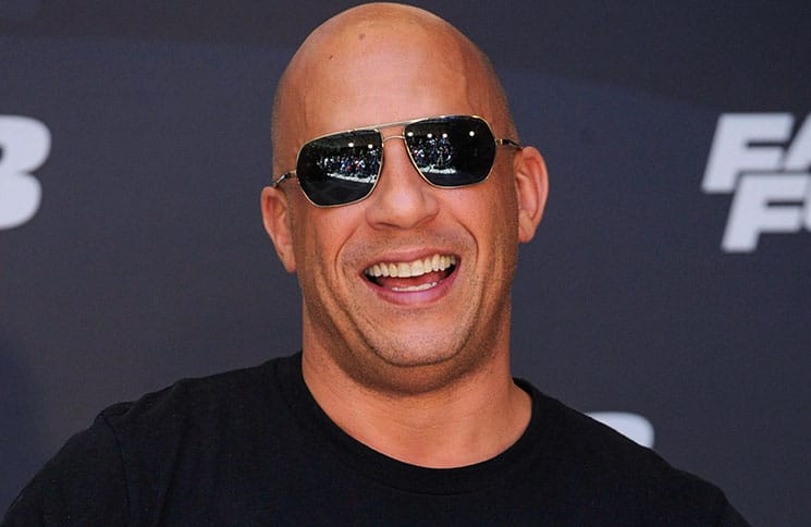 "Vin Diesel - ""Fast & Furious 8"" Madrid Photocall"