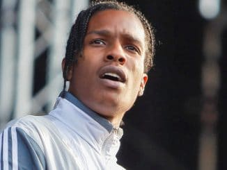 ASAP Rocky - New Look Wireless Festival 2015