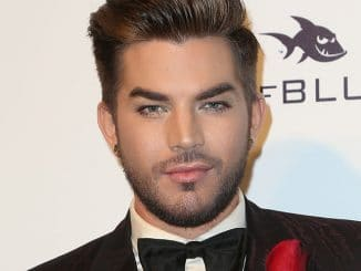 Adam Lambert - 25th Annual Elton John AIDS Foundation's Academy Awards Viewing Party
