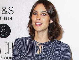 Alexa Chung - Marks & Spencer Announces a Collaboration with Alexa Chung