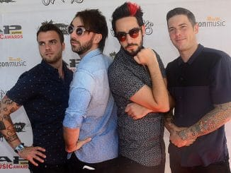 All Time Low - Alternative Press Music Awards 2016
