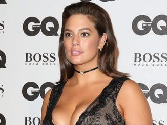 Ashley Graham - GQ Men of the Year Awards 2016