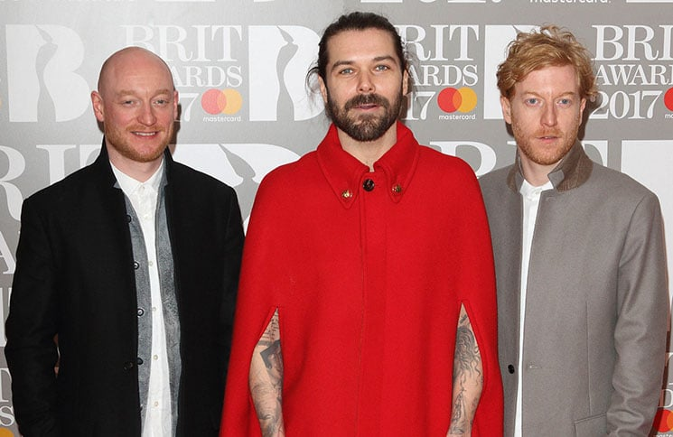 Biffy Clyro - BRIT Awards 2017
