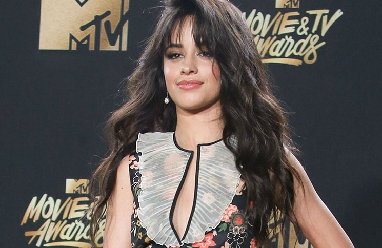 Camila Cabello - 2017 MTV Movie and TV Awards