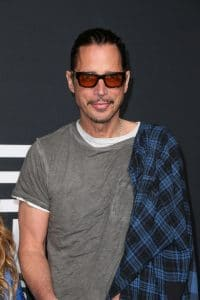 Chris Cornell - Saint Laurent at the Palladium