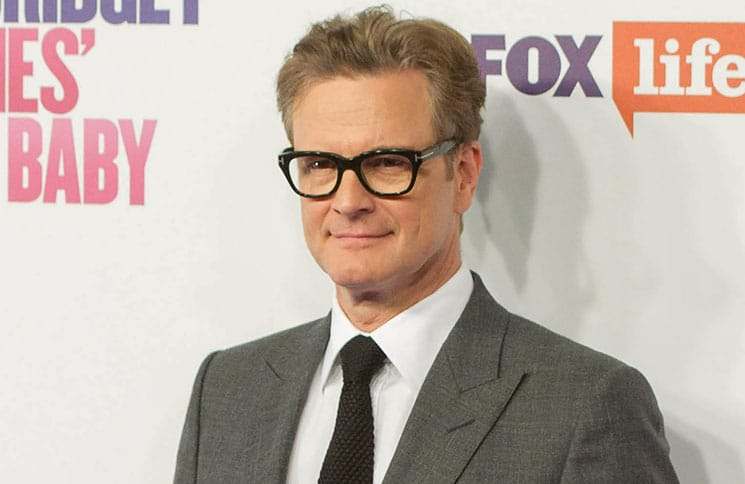 Colin Firth -