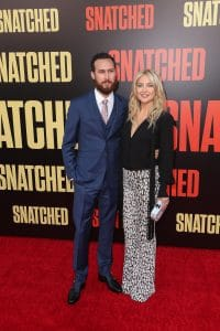 "Kate Hudson and Danny Fujikawa - ""Snatched"" Los Angeles Premiere"
