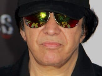 "Gene Simmons - ""Power Rangers"" Los Angeles Premiere"