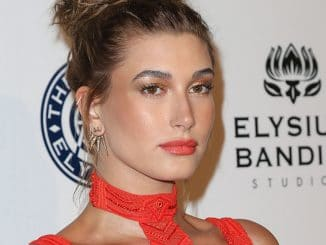 Hailey Baldwin - The Art of Elysium presents Stevie Wonder's HEAVEN - Celebrating the 10th Anniversary