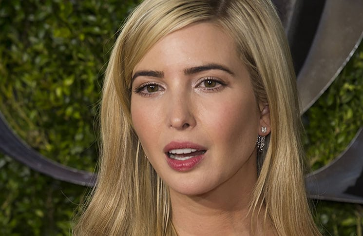 Ivanka Trump - 69th Annual Tony Awards