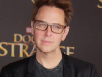 "James Gunn - ""Doctor Strange"" World Premiere"