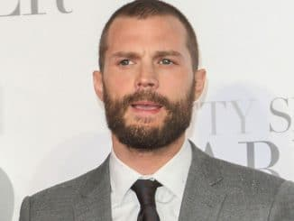 "Jamie Dornan - ""Fifty Shades Darker"" UK Premiere"