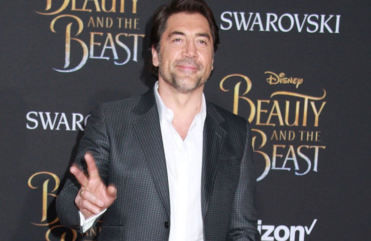 """Javier Bardem - """"Beauty And The Beast"""" Los Angeles Premiere - 2"""