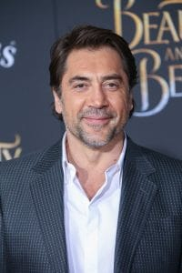 """Javier Bardem - """"Beauty And The Beast"""" Los Angeles Premiere"""