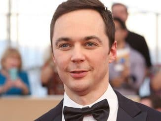Jim Parsons - 23rd Annual Screen Actors Guild Awards