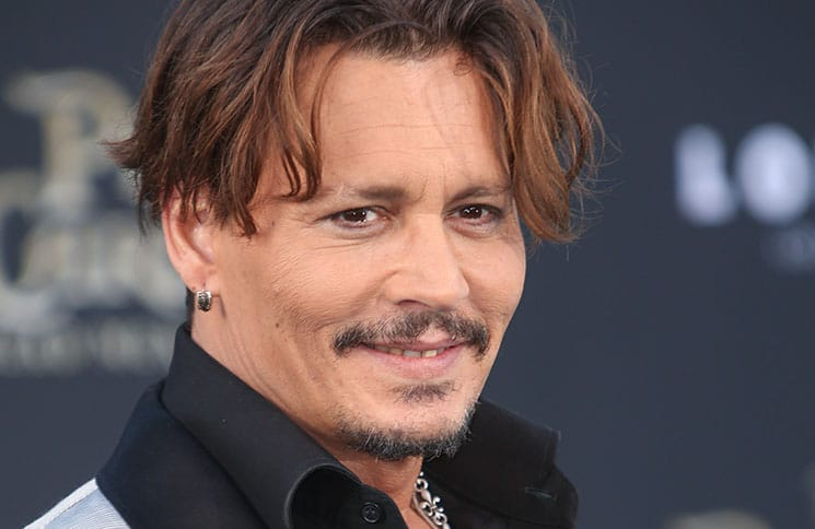 "Johnny Depp - ""Pirates Of The Caribbean: Dead Men Tell No Tales"" Los Angeles Premiere - 2"