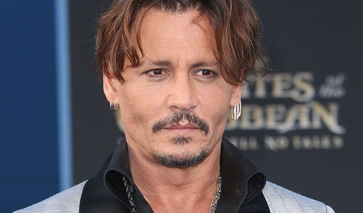 """Johnny Depp - """"Pirates Of The Caribbean: Dead Men Tell No Tales"""" Los Angeles Premiere"""