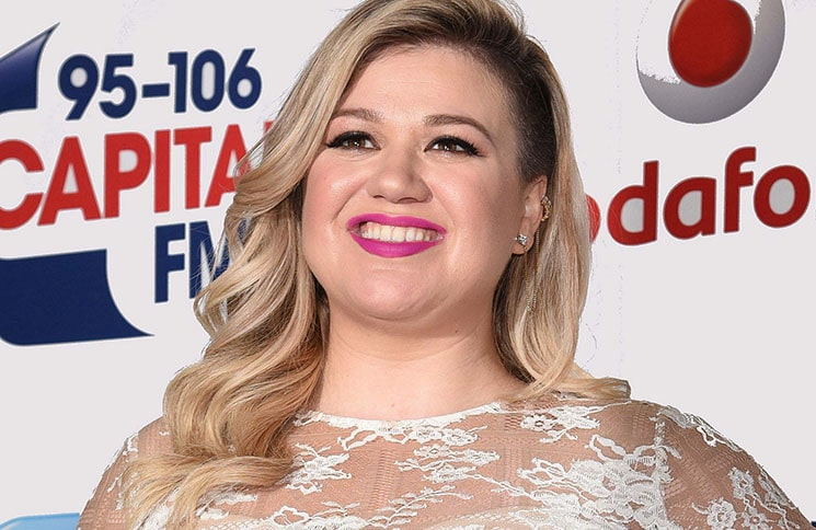 Kelly Clarkson - 95-106 Capital FM Summertime Ball 2015 - 2