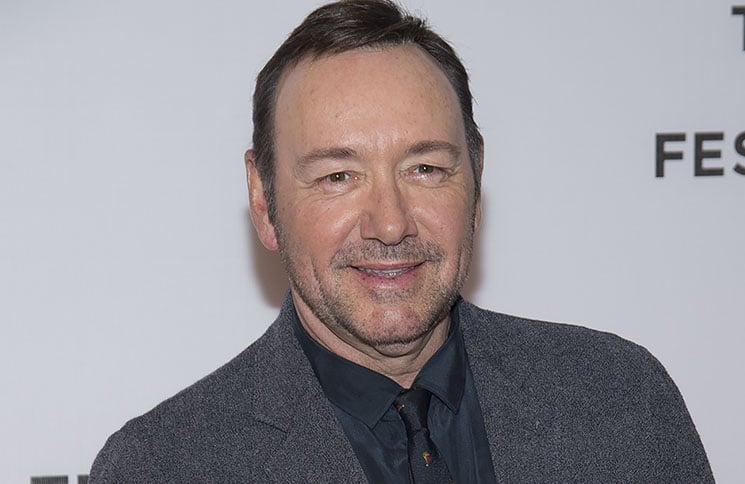 Kevin Spacey - 2016 Tribeca Film Festival