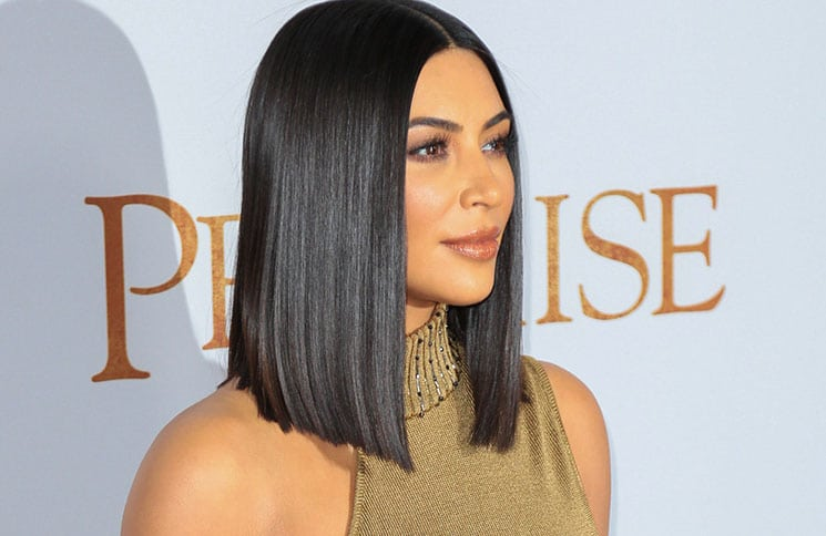 """Kim Kardashian West - """"The Promise"""" Los Angeles Premiere - Arrivals - TCL Chinese Theatre, 6925 Hollywood Boulevard - 4"""