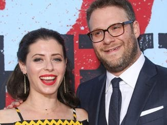 "Seth Rogen and Lauren Miller - ""Neighbors 2: Sorority Rising"" Los Angeles Premiere"