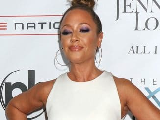 "Leah Remini - ""Jennifer Lopez: All I Have"" Headlining Residency Pre-Show at Planet Hollywood Las Vegas"