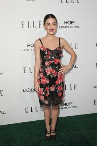 Lucy Hale - 23rd Annual ELLE Women in Hollywood Awards