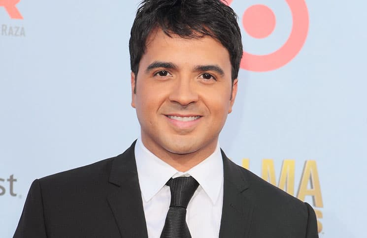 Luis Fonsi - The 2012 NCLR ALMA Awards