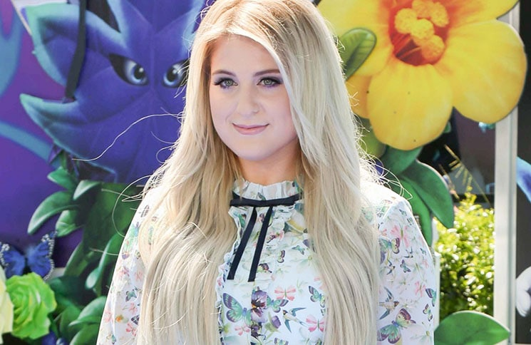 "Meghan Trainor - ""Smurfs: The Lost Village"" Los Angeles Premiere"