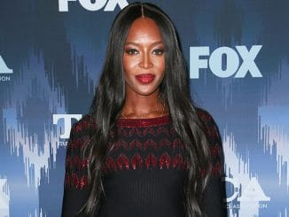 Naomi Campbell - 2017 Winter TCA Tour