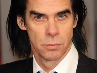 Nick Cave - EE British Academy Film Awards 2015