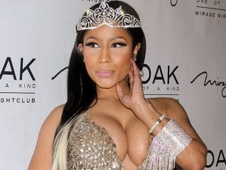 Nicki Minaj Hosts Fun-Oak Themed Haunted Funhouse Halloween Party at 1Oak Nightclub in Las Vegas - 2