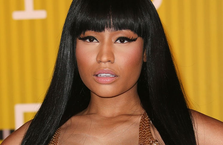 Nicki Minaj - 2015 MTV Video Music Awards - Arrivals - 2